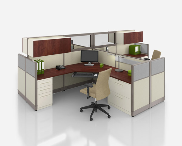 Maryland Systems Furniture Columbia Commercial Interiors